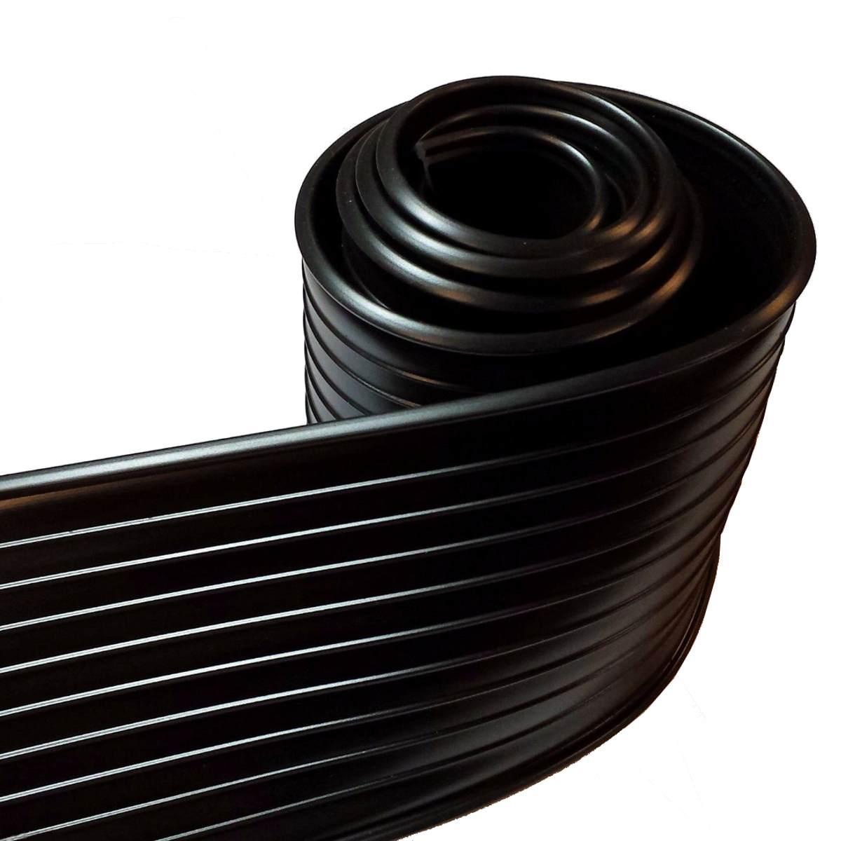 Garage Door Rubber Seal >> Us 18 35 47 Off 3 5 5 5m Garage Door Bottom Seal Weather Stripping Rubber Seal Strip Electric Door Bottom Water Smoke Noise Seal Bumper Strip In