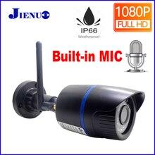 JIENUO IP Camera Wifi 720P 960P 1080P HD Wireless Cctv Security Indoor Outdoor Waterproof Audio IPCam Infrared Home Surveillance цена и фото