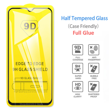 Protective Glass On For OPPO Realme 3 2 pro 1 c1 Screen Protector Full Glue Cover Tempered Glass For realme 3 2 3pro 2pro glass