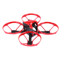 TransTEC KOBE Frame Set 140mm 48g Mini Drone Kit with Propeller Guard RC Body Upper Shell Quadcopter Frame Aircraft Accessory