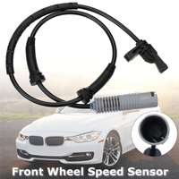 1 pcs Frente Abs Da Roda Sensor de Velocidade para BMW Série 1 E81 E82 E87 E88 3 Series E90 E91 E92 e93 2004 2014 34526762465|Sensor de velocidade| |  -