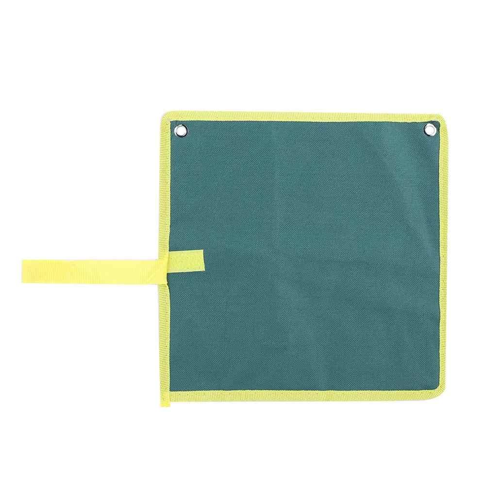 6/8/10/14/25 กระเป๋าคู่เปิด Offset Ring Spanner ชุดเครื่องมือ Spanner ประแจ Roll Up จัดเก็บกระเป๋ากระเป๋า