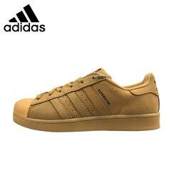 Adidas Superstar Original Men's Breathable Skateboarding Shoes Super Light Sneakers C77124 BB2250 BB2240 G17067 S75874