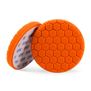 Image 3 - 3PCS 4/6/7 Inch Buffing Sponge Polishing Pad Kit Set For Car Polisher Buffer 003 car accessories cleaning car detailing tools
