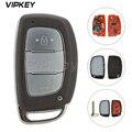 Дистанционный умный Автомобильный ключ 3 кнопки 433 МГц ID46-PCF7953 для Hyundai IX35 умный ключ управления