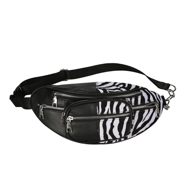 Bridal & Wedding Party Jewelry Neutral Outdoor Zipper Leopard Print Messenger Bag Sport Chest Bag Waist Bag Luxury Handbags Bags Designer Bolsa Feminina Complete In Specifications