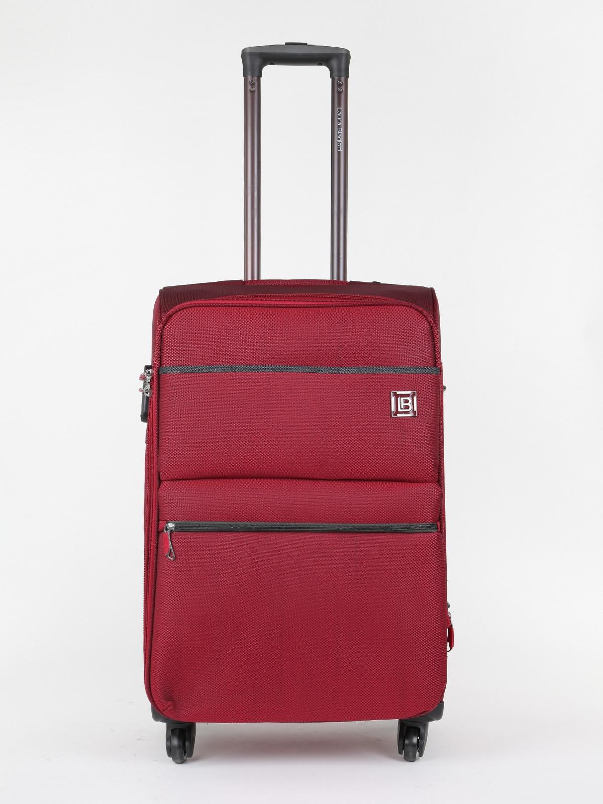 Valise moyenne 4 wheels-67X42X28-Red