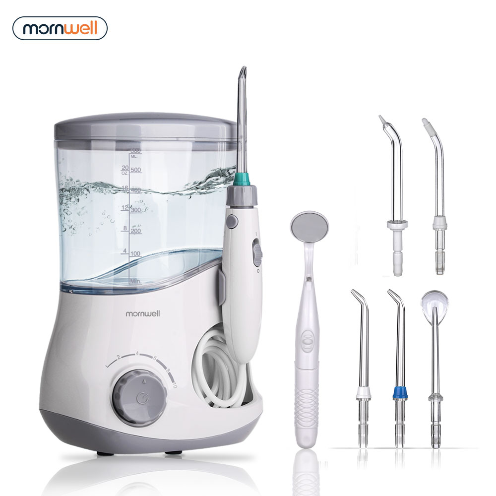 Fil dentaire irrigation orale jet dentaire irrigateur dentaire Puissance Floss hydropulseur dentaire irrigation orale jet dentaire Famille