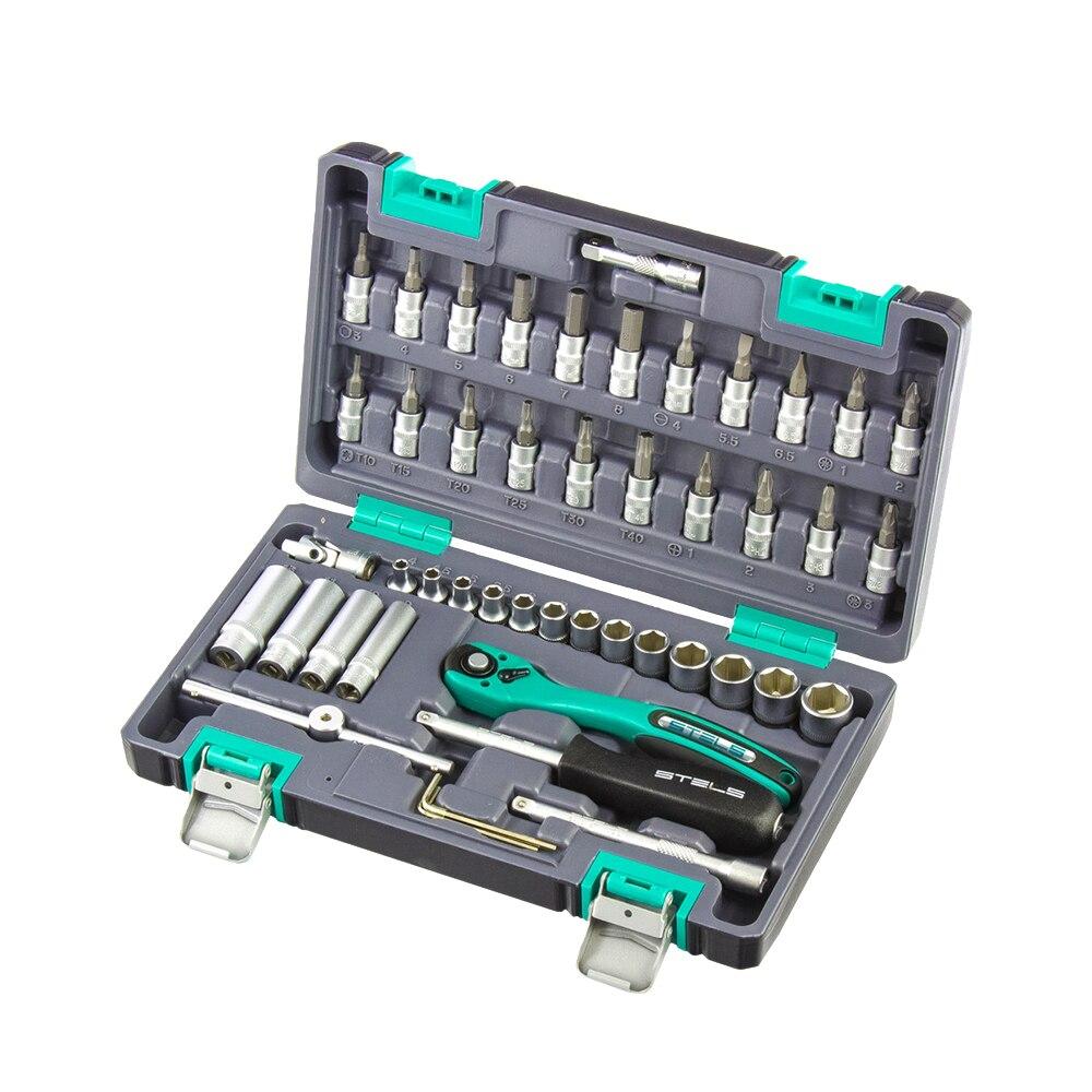 Hand Tool Sets STELS 1/4