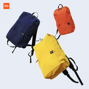 Image 3 - Xiaomi Colorful Small Backpack Big Capacity Waterproof Bag Couple Backpack Student Younth Man Commuter Backpack For Office Work2