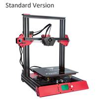 TEVO Flash 98% 3D Printer kit printer 3d printing Fully Aluminum Frame Printing Machine