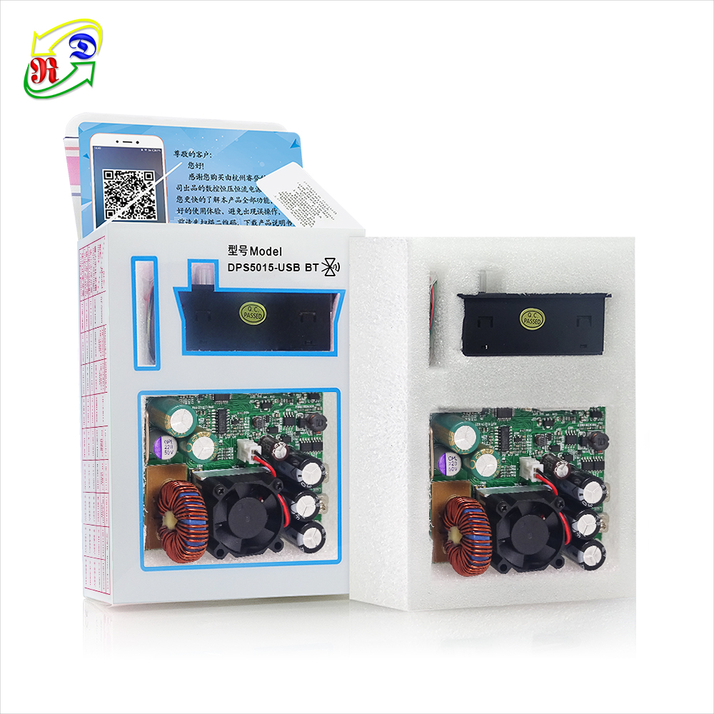 Image 5 - RD DPS5015 communication Constant Voltage current DC Step down Power Supply module buck Voltage converter LCD voltmeter 50V 15A-in Voltage Meters from Tools