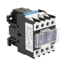 цена на CJX2-2501 High Sensitivity Industrial Electric AC Contactor 220V 25A