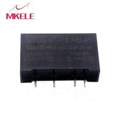 IMC Hot Input 3-32V DC Output 4A 200V DC 4 Pin PCB Solid State Relay вольтметр imc 2015 30v dc szgh cnim i012926