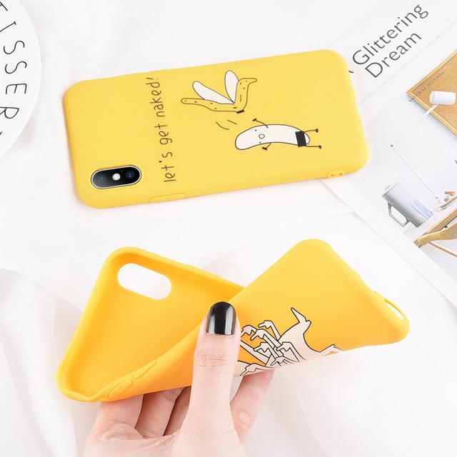Cartoon Phone Case For Apple iPhone