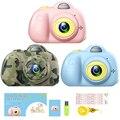 Дети игрушечная мини-камера цифровая фотокамера Детские игрушки Обучающие фотографии подарки малыш игрушка 8MP hd игрушка камера