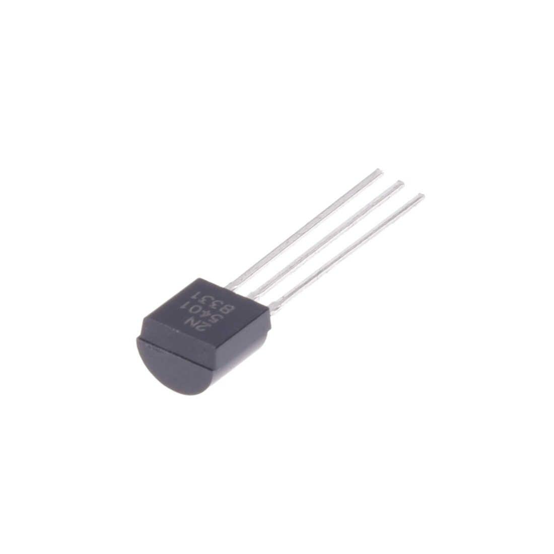 القطط 10 قطعة السيليكون PNP الترانزستور مكبر للصوت 150V 0.6A TO92 2N5401