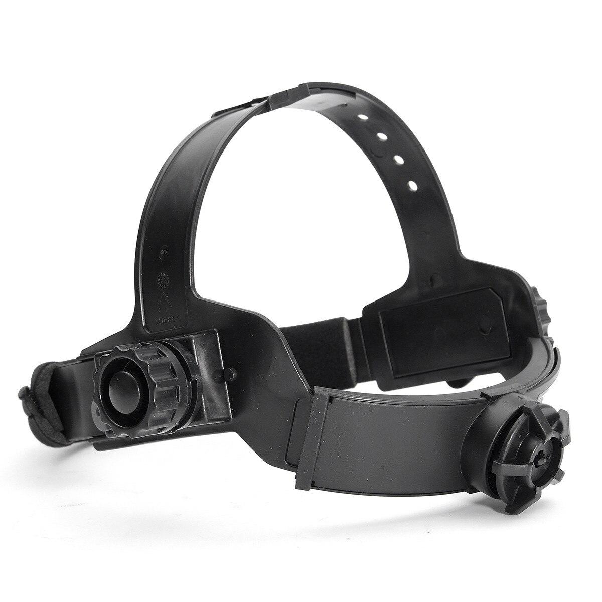 Selbstbewusst Unsicher Verlegen Neue Einstellbare Schwarz Auto Schweißen Maske Stirnband Auto Dunklen Helm Zubehör Arbeitsplatz Sicherheit Befangen Gehemmt
