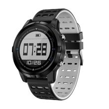 N105 IP68 Waterproof Smartwatch GPS Heart Rate Monitor Fitness Tracker Bracelet Multiple APP Languages for iPhone Samsung Huaw