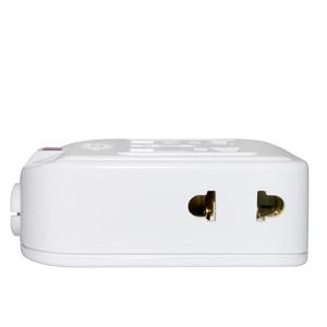 Image 5 - Us/Eu/Uk/Au/Cn Plug 10A 250V Power Strip Elektrische Universele Extension Socket Wireable adapter Voor Office Home Netwerk Filter