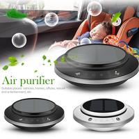 AS 3 Car Negative Ion Air Purifier Car Aromatherapy Machine Odor Formaldehyde Absorption Automotive Supplies