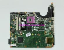 Genuine 518431-001 w HD4650/1GB Graphics Laptop Motherboard Mainboard for HP DV6-1000 DV6T-1000 Series NoteBook PC 509450 001 for hp pavilion dv6 1280us dv6 1000 dv6 1100 amd ati hd 4650 m96 1gb graphics systemboard motherboard daut1amb6d0