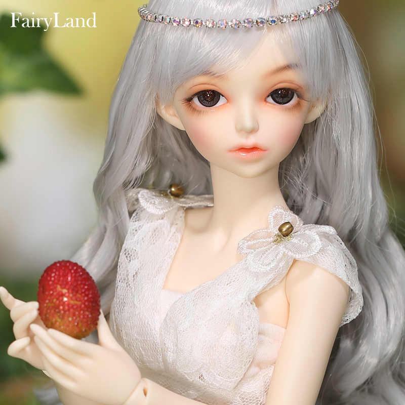BJD куклы фэйрайленд Minifee костюм полный MSD Luts фэйлин 1/4 маленькая Моника модель для девочек мальчиков глаза игрушки Смола