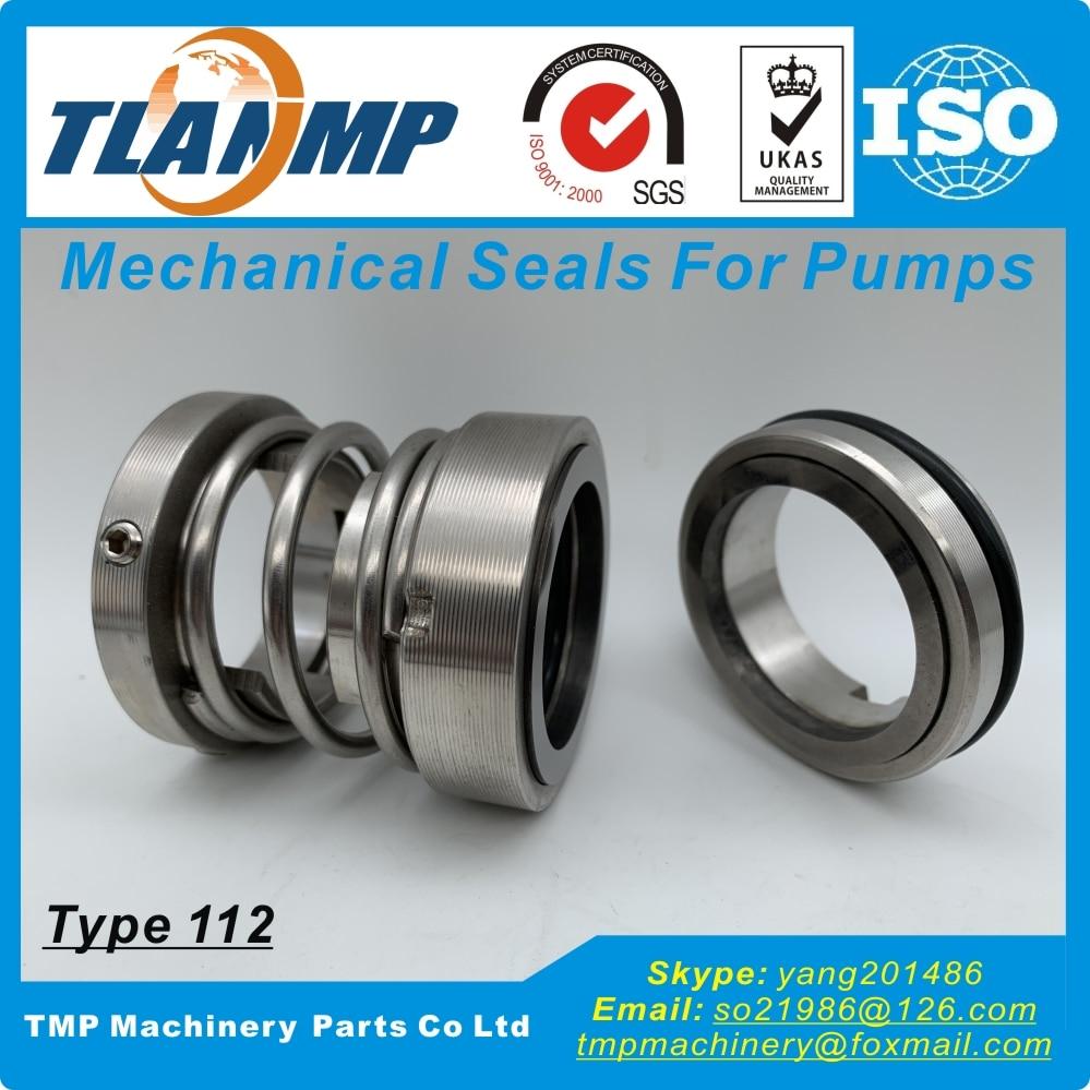 112-30 joints mécaniques déséquilibrés (taille de l'arbre: 30mm) utilisés dans les pompes à huile et à eaux usées (matériau: TC/TC/Vit)