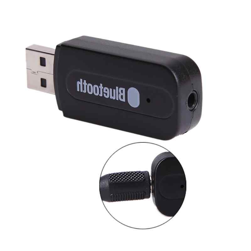 2.1MM Audio Stereo Music Receiver Home Hands-free Bluetooth Plug Wireless Bluetooth Receiver Speaker Headphone Adapter