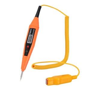 Image 1 - Cyfrowy długopis testowy cil wielofunkcyjny cyfrowy Tester napięcia długopis testowy 2.5 32V do sprawdzania bezpieczników obwodów