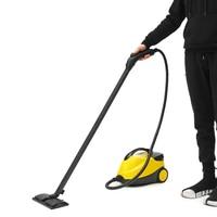 High Pressure Handheld Mop Floor Window Steam Cleaner Home Car Steam Cleaner Multifunction Cleaning Appliance 220V 2000W