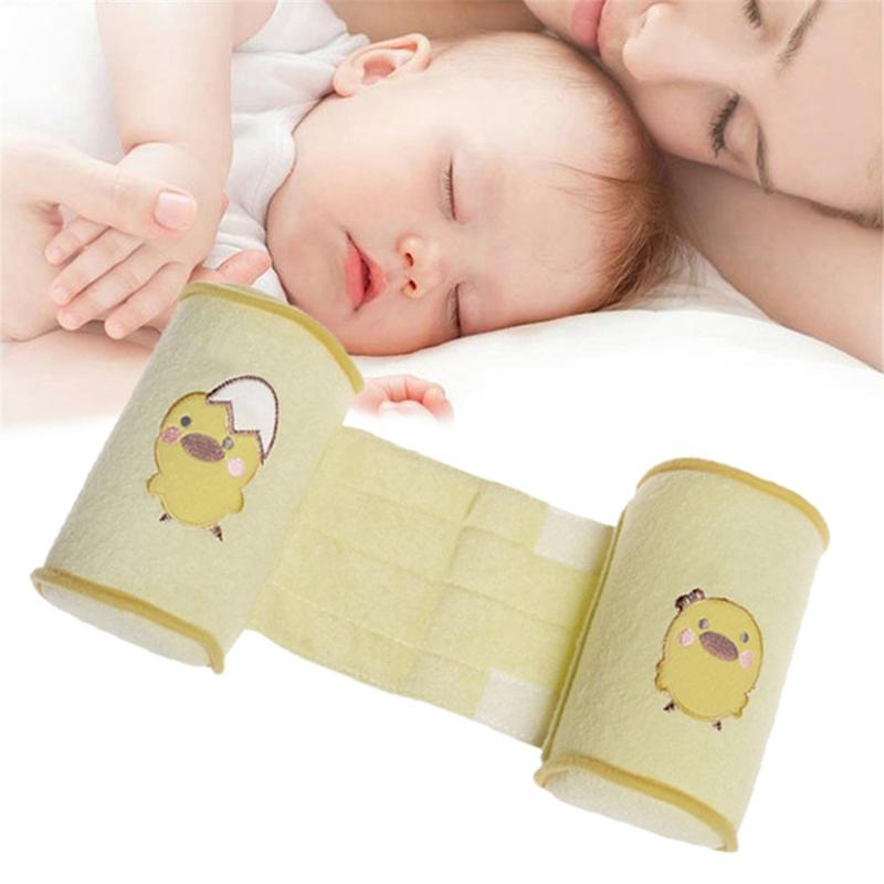 Baby Shaping Pillow Cotton Soft Anti-rollover Pillow Lovely Cartoon Infant Newborn Head Positioner Sleep Pillows