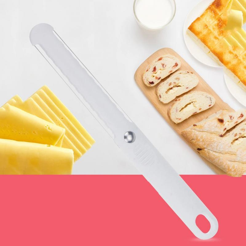 1PC <font><b>Cheese</b></font> Slicer Peeler Wired <font><b>Cheese</b></font> Butter Cutter <font><b>Plastic</b></font> <font><b>Cheese</b></font> <font><b>Knife</b></font> Cooking Baking Tools Kitchen Accessories image