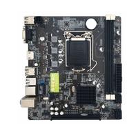 Jia Huayu H81 Mainboard for Intel H81 LGA 1150 Socket Desktop Computer Mainboard Motherboard SATA 6Gb/s USB 2.0 Games DDR3 Min
