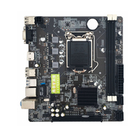 Jia Huayu H81 Mainboard for Intel H81 LGA 1150 Socket Desktop Computer Mainboard Motherboard SATA 6Gb/s USB 2.0 Games DDR3 Min