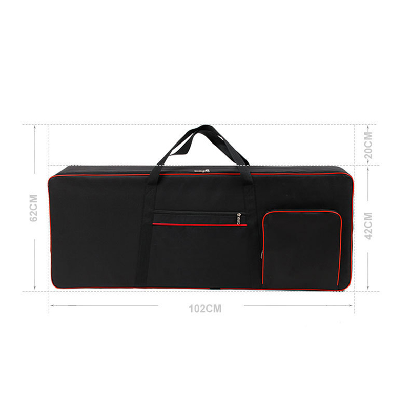 61 Key Keyboard Instrument Keyboard Bag Thickened Waterproof Electronic Piano Cover Case For Electronic61 Key Keyboard Instrument Keyboard Bag Thickened Waterproof Electronic Piano Cover Case For Electronic