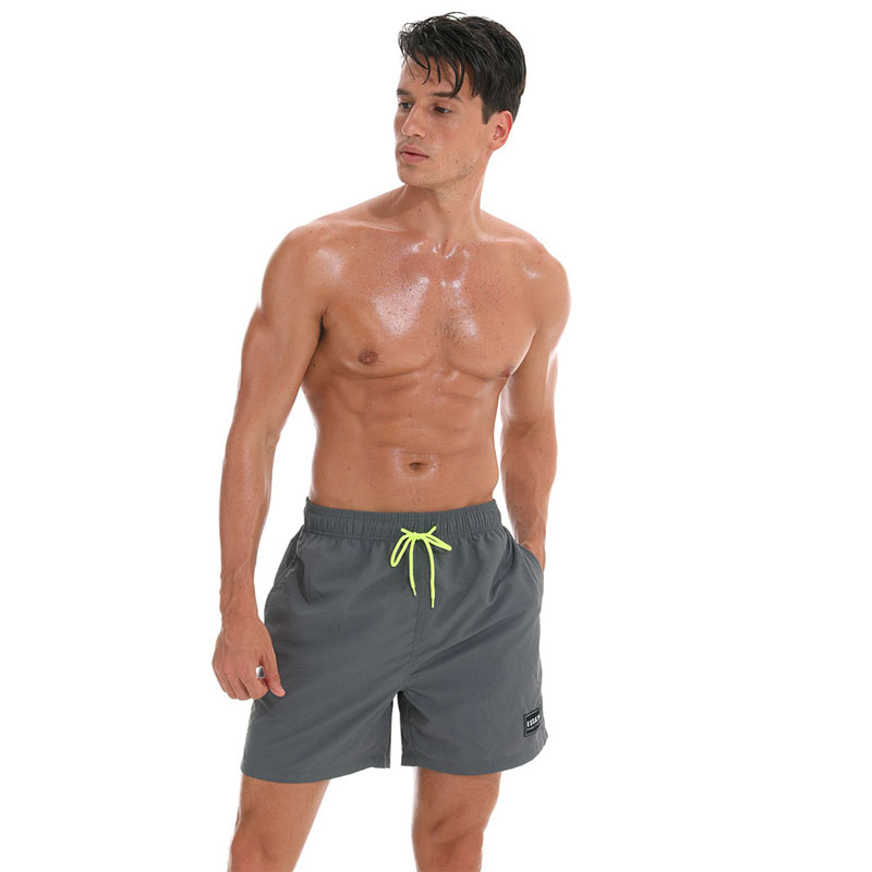 Escatch Boardshorts Men Beach   Board     Shorts   Quick Dry Swimming   Short   Swimwear Man Bermudas Surfing Swim Wear Mesh Liner Lining