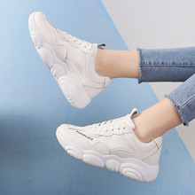 Liren Brand Women Casual Sneakers Flats Spring Autumn Summer Female Shoes Lace Up Comfortable for