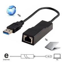 도매 usb 이더넷 어댑터 네트워크 카드 usb 3.0 rj45 lan 기가 비트 인터넷 컴퓨터 pc 맥북 노트북 usb 이더넷