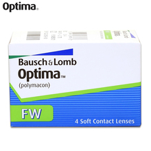 Контактные линзы Optima FW(4 шт) R: 8.7