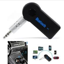 Adeeing Bluetooth 4.1 Receiver Wireless Bluetooth Adapter 3.5mm Aux Audio Music Receiver Stereo Car Mic AUX 3.5mm(China)