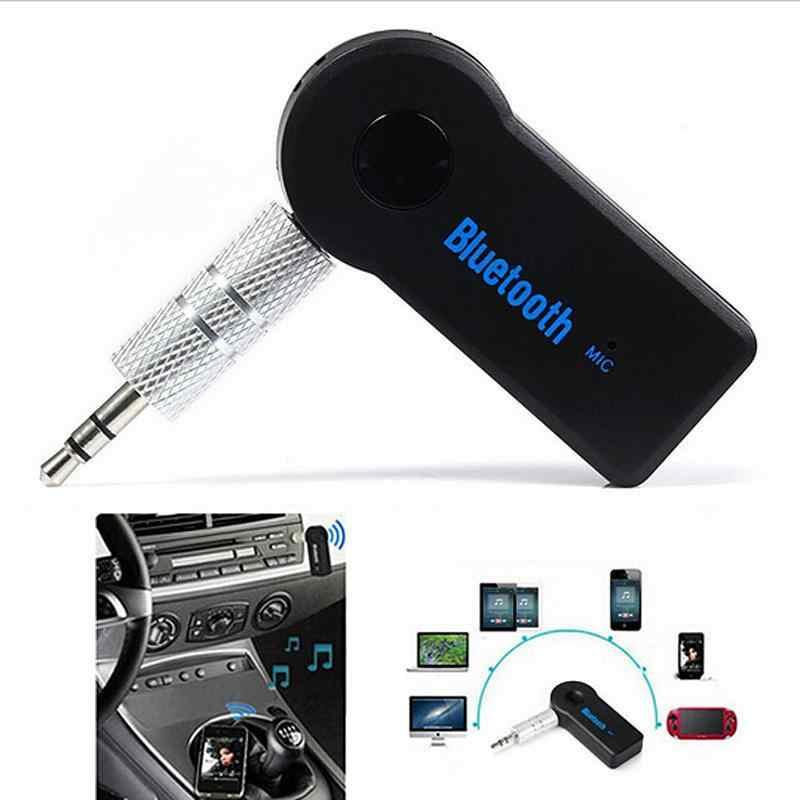Adeeing Bluetooth 4,1 receptor inalámbrico Bluetooth adaptador 3,5mm Aux Audio música RECEPTOR ESTÉREO coche micrófono AUX 3,5mm