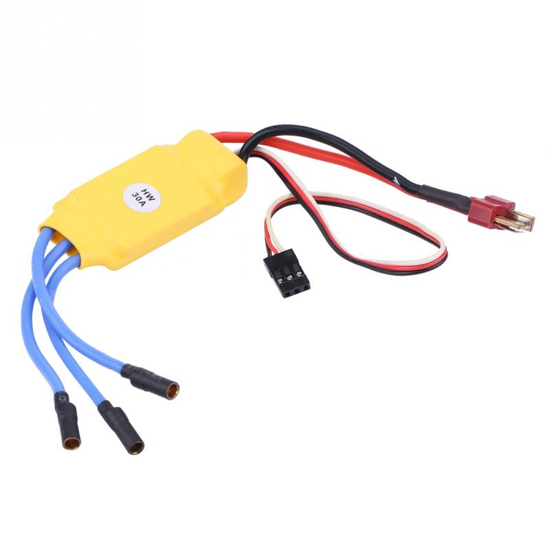 Hot Sale XXD HW30A Brushless Electronic Speed Controller ESC For FPV Airplane Quadcopter Drone High Quality RC Accessories