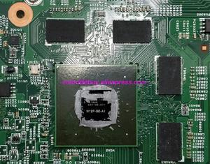 Image 3 - אמיתי CN 0MWXPK 0 0MWXPK MWXPK GT525M/1 GB וידאו כרטיס HM67 האם מחשב נייד עבור Dell Inspiron N5110 נייד