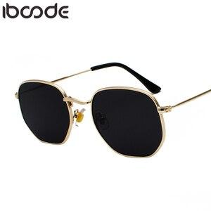 iboode New Vintage Gold Sungla