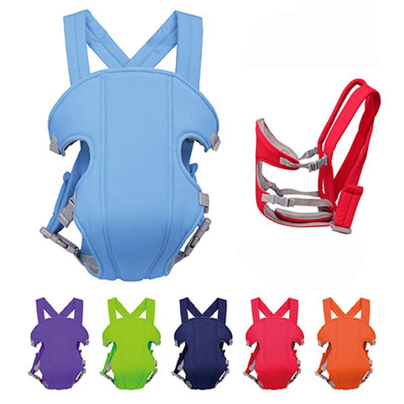 Kidlove 3 In 1 Summer Front Sling Wrap Bag Backpack For Baby Infant