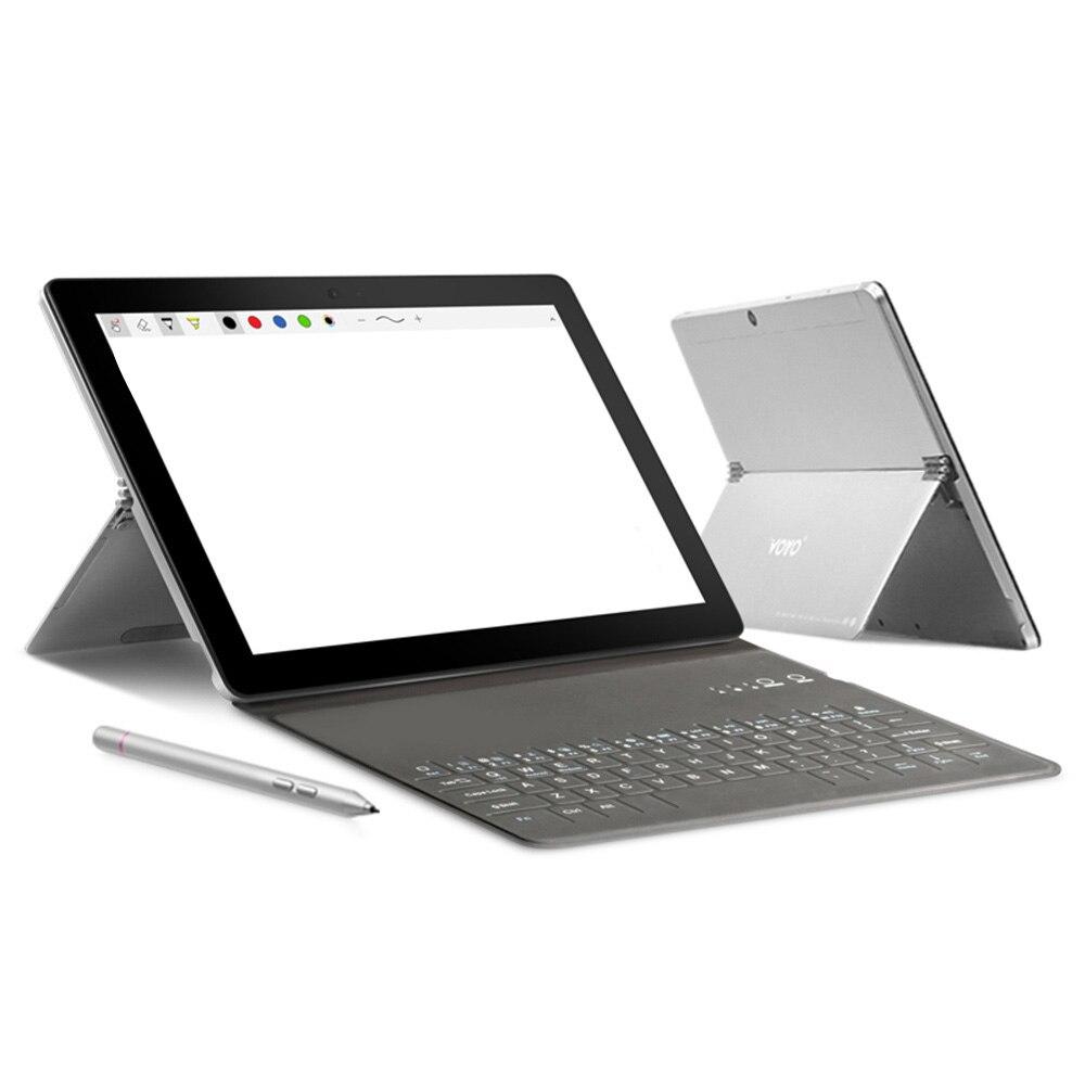 Voyo I8 Max Lte 4g Tablet Android 7.1 10.1 pouce Mtk6797 Deca Core 4 gb + 64 gb 13Mp 4g Téléphone Appel Tablet Pc Otg Double-Sim Gps