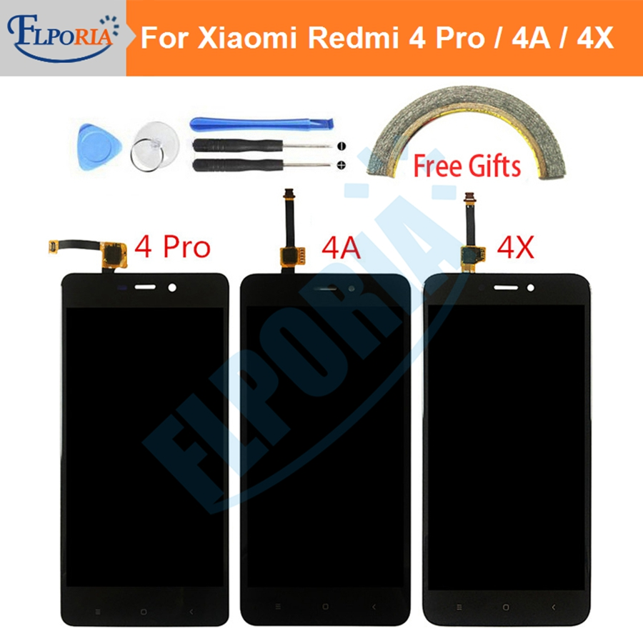 LCD <font><b>Screen</b></font> For <font><b>Xiaomi</b></font> <font><b>Redmi</b></font> 4X 4A <font><b>4</b></font> <font><b>pro</b></font> prime LCD Display + <font><b>Touch</b></font> <font><b>Screen</b></font> Digitizer Assembly 100% Tested High Quality NEW image