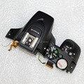 Completo di coperchio Superiore con la modalità ruota e Flash assy parti di Riparazione Per Nikon D5600 SLR
