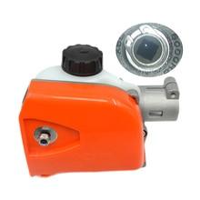 цена на Hedge Trimmer Pole Saw Pruner Gear Head Box 26mm Square 4T Spline for Multi Brush Cutter Spare Parts